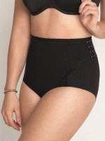 Gaine culotte post-natale 1885 RebeltPanty  Noir